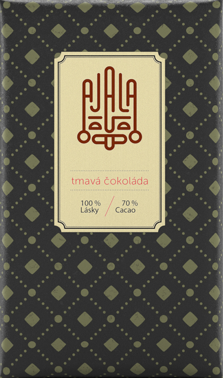 Ajala 70% Cocoa Organic Dark Chocolate
